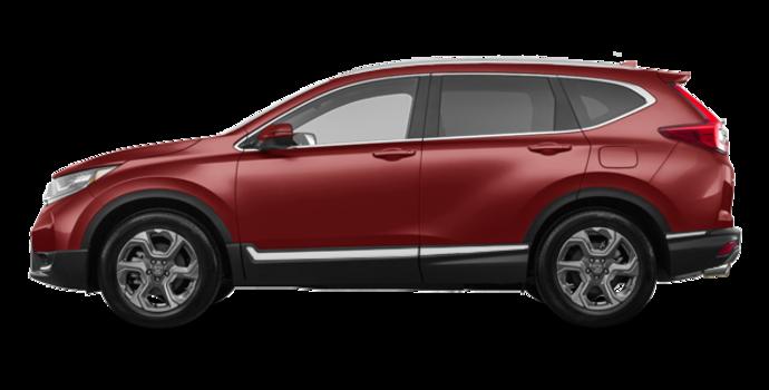 2017 Honda CR-V TOURING | Photo 4 | Molten Lava Pearl
