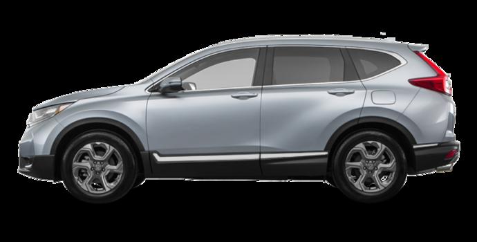 2017 Honda CR-V TOURING | Photo 4 | Lunar Silver Metallic
