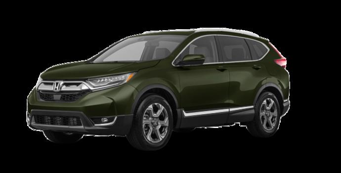 2017 Honda CR-V TOURING | Photo 6 | Dark Olive Metallic