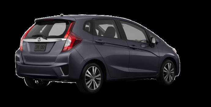 2017 Honda Fit EX-L NAVI   Photo 5   Modern Steel Metallic