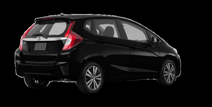 2017 Honda Fit SE | Photo 5 | Crystal Black Pearl