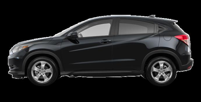 2017 Honda HR-V EX | Photo 4 | Crystal Black Pearl