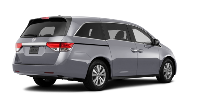 2017 Honda Odyssey EX-L NAVI | Photo 5 | Lunar Silver Metallic