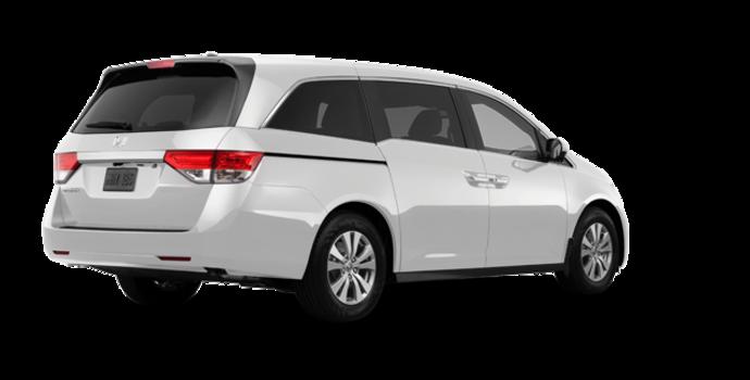 2017 Honda Odyssey EX-L NAVI | Photo 5 | White Diamond Pearl