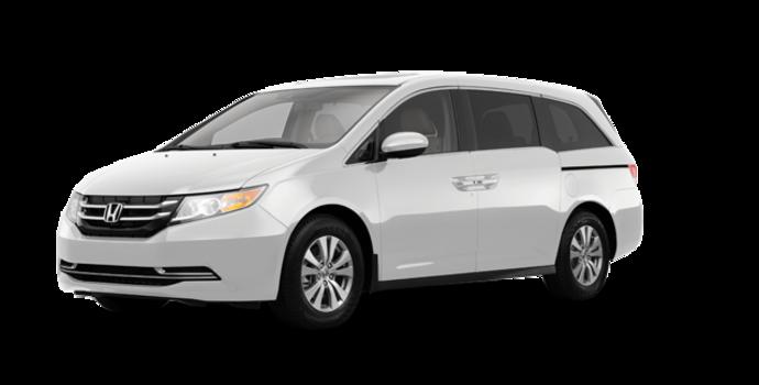 2017 Honda Odyssey EX-L NAVI | Photo 6 | White Diamond Pearl