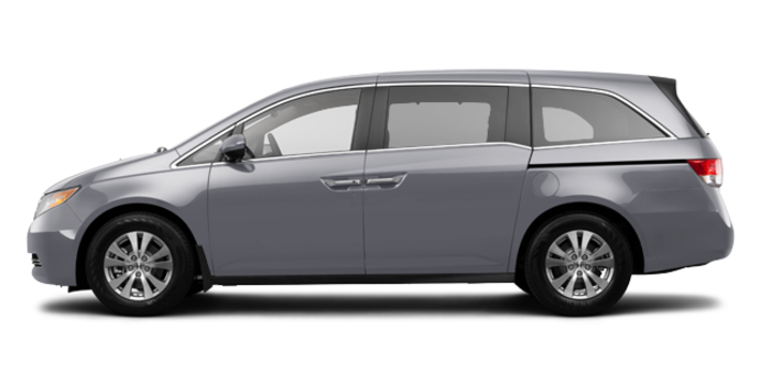 2017 Honda Odyssey EX-L RES | Photo 4 | Lunar Silver Metallic