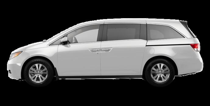 2017 Honda Odyssey EX-L RES | Photo 4 | White Diamond Pearl