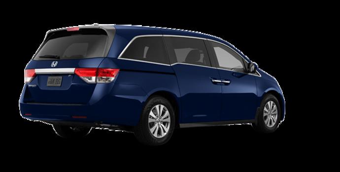 2017 Honda Odyssey EX-L RES | Photo 5 | Obsidian Blue Pearl