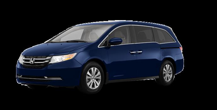 2017 Honda Odyssey EX-L RES | Photo 6 | Obsidian Blue Pearl