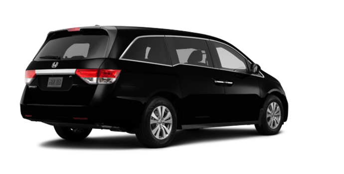 2017 Honda Odyssey EX-RES | Photo 5 | Crystal Black Pearl