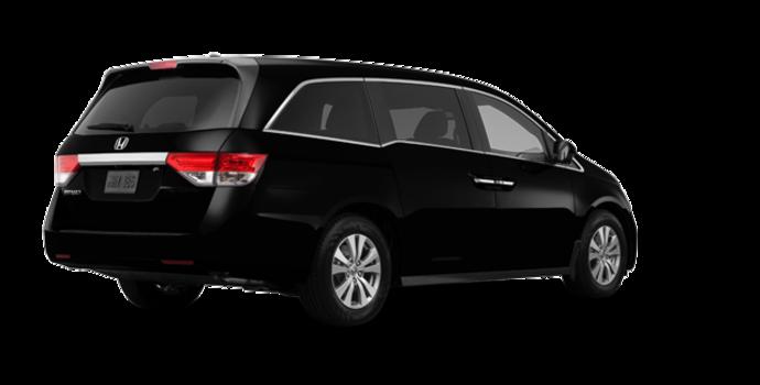 2017 Honda Odyssey EX | Photo 5 | Crystal Black Pearl