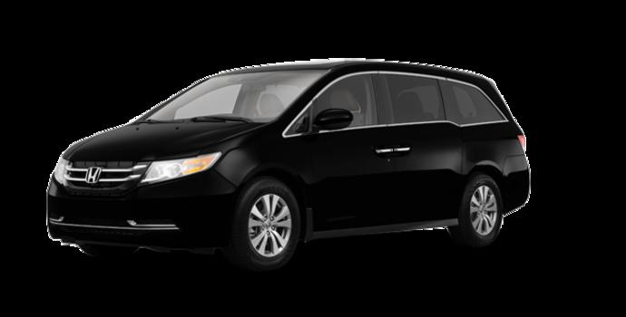 2017 Honda Odyssey EX | Photo 6 | Crystal Black Pearl