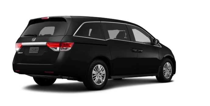 2017 Honda Odyssey LX | Photo 5 | Crystal Black Pearl