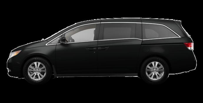 2017 Honda Odyssey SE | Photo 4 | Crystal Black Pearl