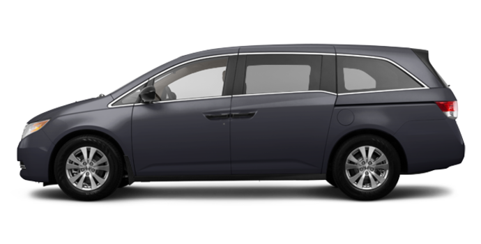 2017 Honda Odyssey SE | Photo 4 | Modern Steel Metallic