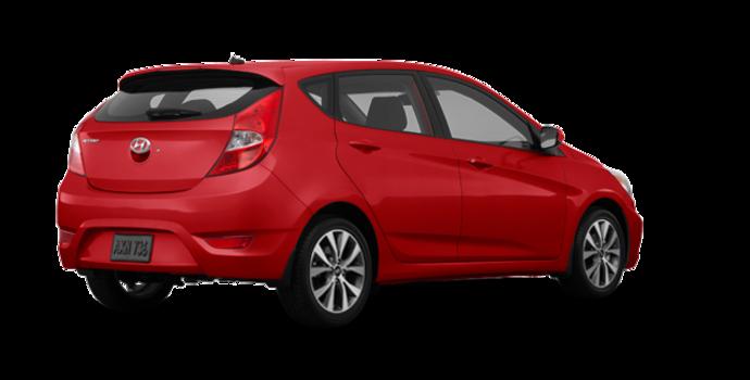 2017 Hyundai Accent 5 Doors SE | Photo 5 | Boston Red
