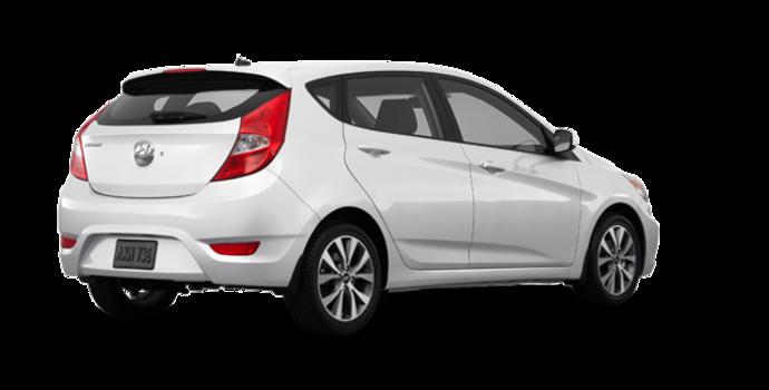 2017 Hyundai Accent 5 Doors SE | Photo 5 | Century White
