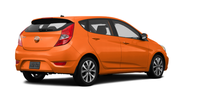 2017 Hyundai Accent 5 Doors SE | Photo 5 | Vitamin C
