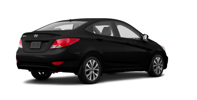 2017 Hyundai Accent Sedan SE | Photo 5 | Ultra Black