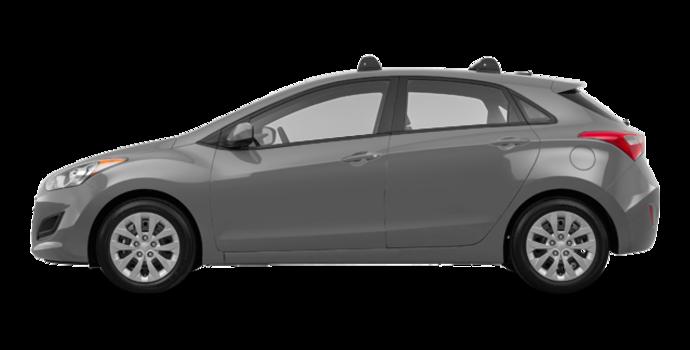 2017 Hyundai Elantra GT GL   Photo 4   Iron Gray