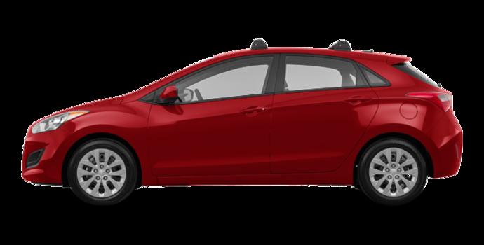 2017 Hyundai Elantra GT GL   Photo 4   Fiery Red