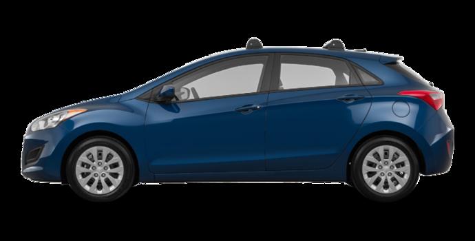 2017 Hyundai Elantra GT GL   Photo 4   Star Gazing Blue