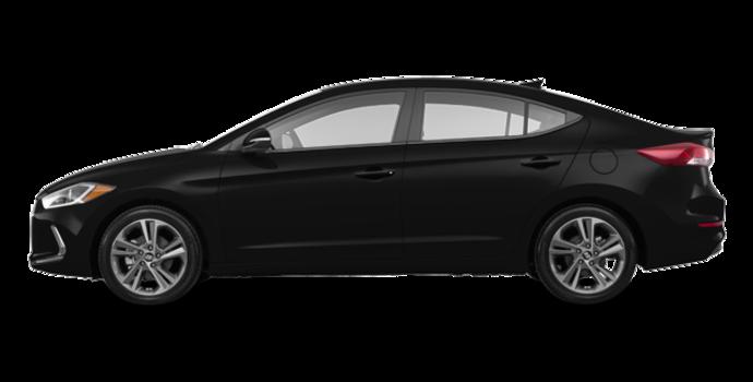 2017 Hyundai Elantra SE | Photo 4 | Space Black
