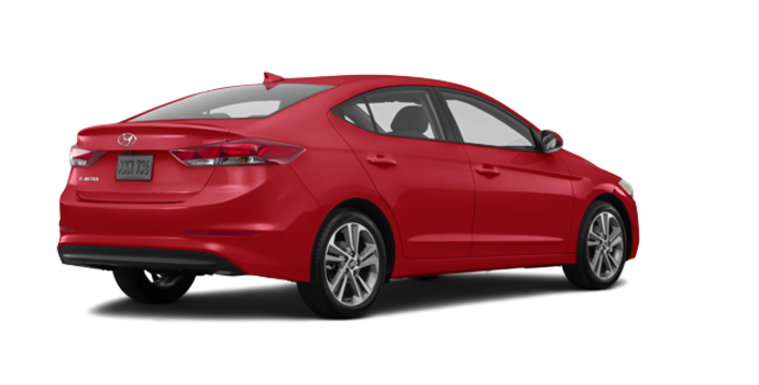 2017 Hyundai Elantra SE | Photo 5 | Fiery Red
