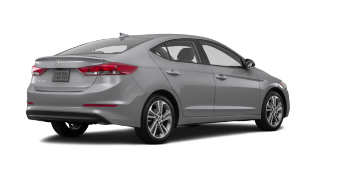 2017 Hyundai Elantra SE | Photo 5 | Platinum Silver