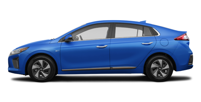 2017 Hyundai IONIQ electric LIMITED | Photo 4 | Marina Blue