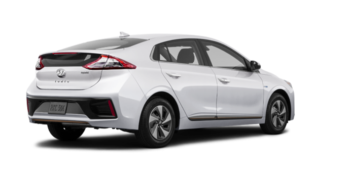 2017 Hyundai IONIQ electric LIMITED | Photo 5 | Polar White