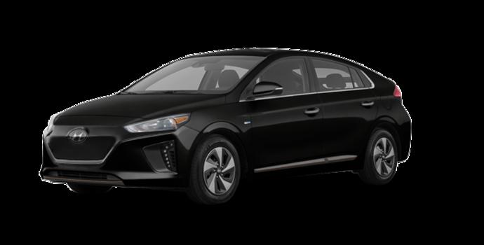 2017 Hyundai IONIQ electric LIMITED | Photo 6 | Phantom Black