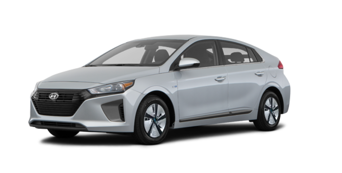 2017 Hyundai IONIQ BLUE | Photo 6 | Platinum Silver