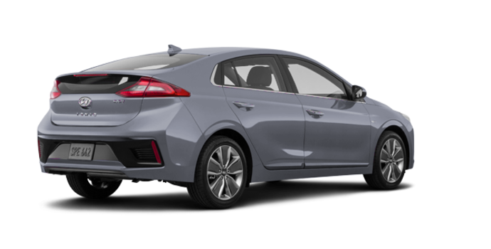2017 Hyundai IONIQ LIMITED/TECH | Photo 5 | Aurora Silver