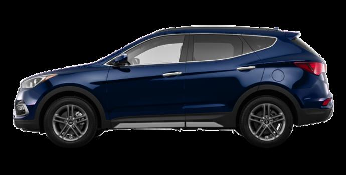 2017 Hyundai Santa Fe Sport 2.0T LIMITED | Photo 4 | Nightfall Blue