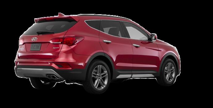 2017 Hyundai Santa Fe Sport 2.0T LIMITED | Photo 5 | Serrano Red