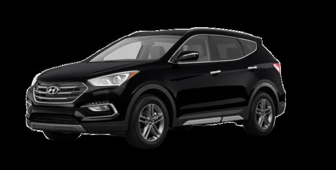 2017 Hyundai Santa Fe Sport 2.0T LIMITED | Photo 6 | Twilight Black
