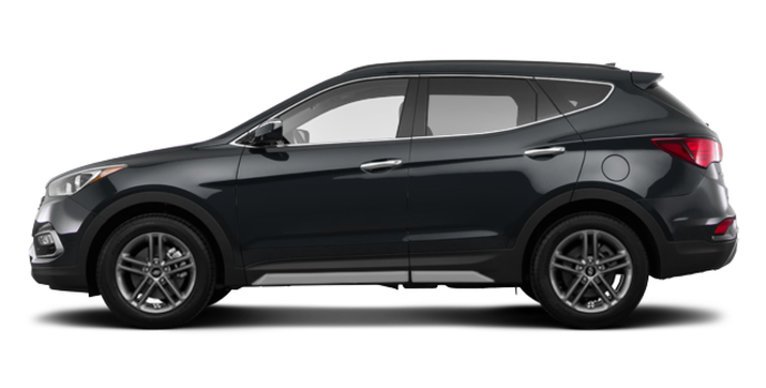2017 Hyundai Santa Fe Sport 2.0T SE | Photo 4 | Titanium Silver