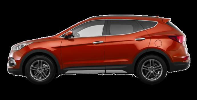 2017 Hyundai Santa Fe Sport 2.0T SE | Photo 4 | Canyon Copper