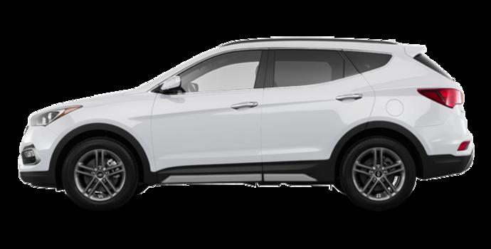 2017 Hyundai Santa Fe Sport 2.0T SE | Photo 4 | Frost White Pearl