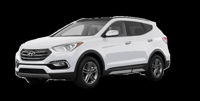 2017 Hyundai Santa Fe Sport 2.0T SE | Photo 6 | Frost White Pearl