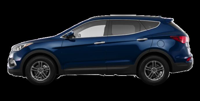2017 Hyundai Santa Fe Sport 2.4 L PREMIUM | Photo 4 | Nightfall Blue