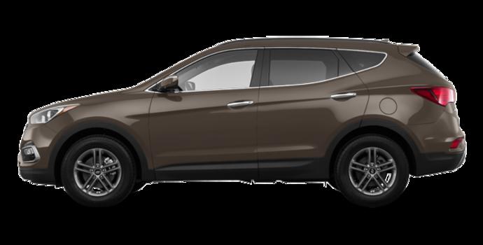2017 Hyundai Santa Fe Sport 2.4 L PREMIUM | Photo 4 | Platinum Graphite
