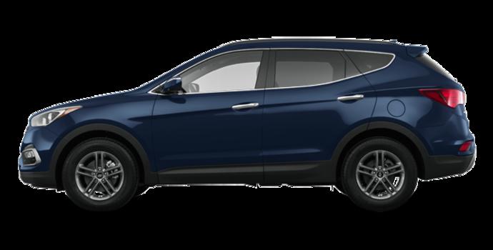 2017 Hyundai Santa Fe Sport 2.4 L PREMIUM | Photo 4 | Marlin Blue