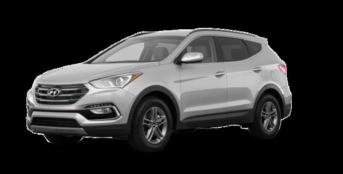 2017 Hyundai Santa Fe Sport 2.4 L PREMIUM | Photo 6 | Sparkling Silver