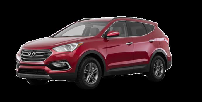 2017 Hyundai Santa Fe Sport 2.4 L PREMIUM | Photo 6 | Serrano Red