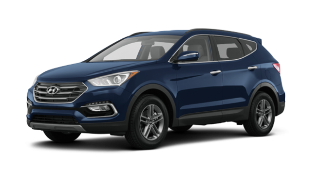 2017 Hyundai Santa Fe Sport 2.4 L PREMIUM | Photo 6 | Marlin Blue