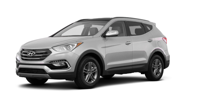 2017 Hyundai Santa Fe Sport 2.4 L SE | Photo 6 | Sparkling Silver
