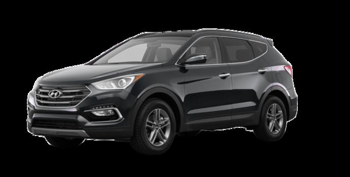2017 Hyundai Santa Fe Sport 2.4 L SE | Photo 6 | Titanium Silver
