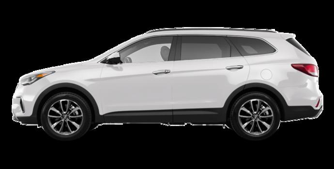2017 Hyundai Santa Fe XL BASE | Photo 4 | Monaco White